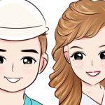 Jim and Mandy anime