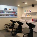 Salon Color Bar Wash station