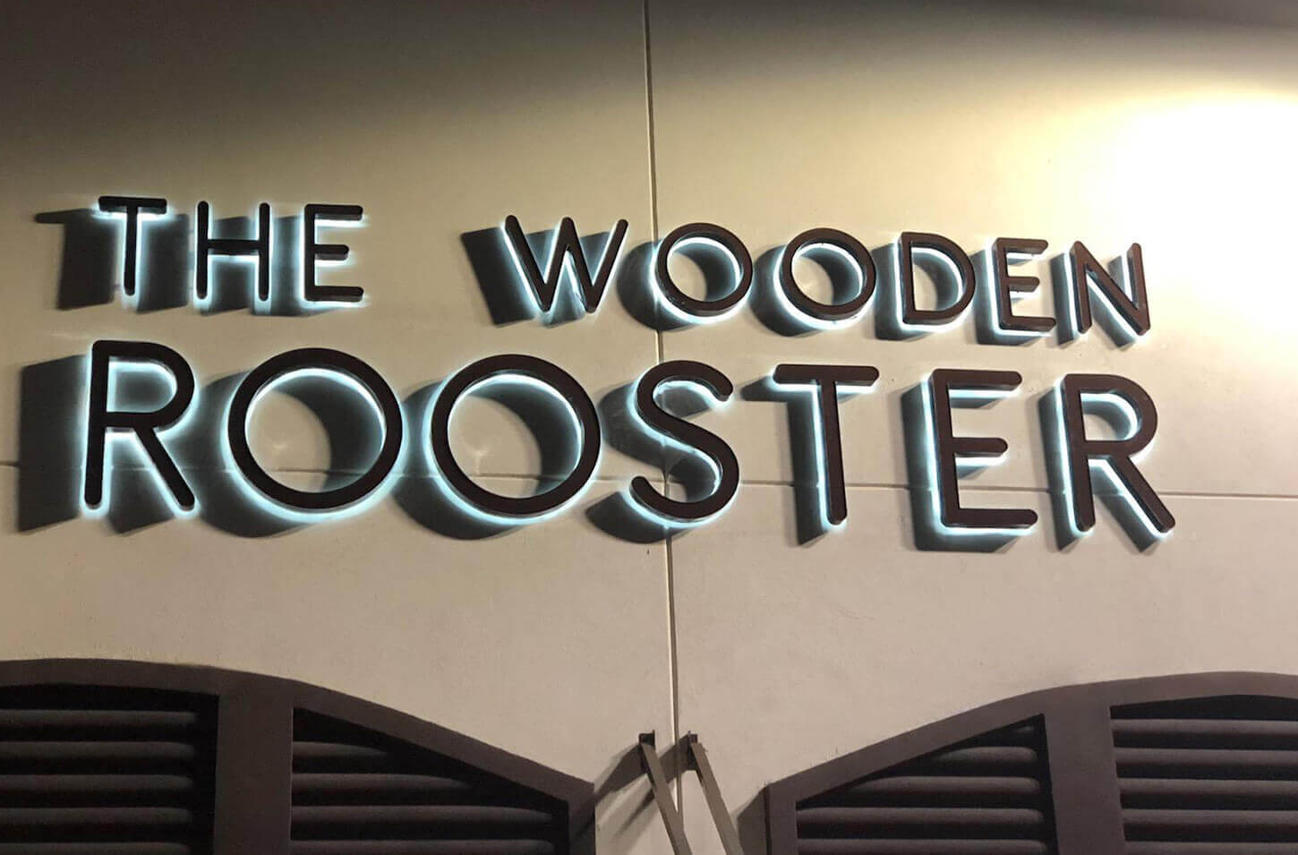 The Wooden Rooster crepe cafe